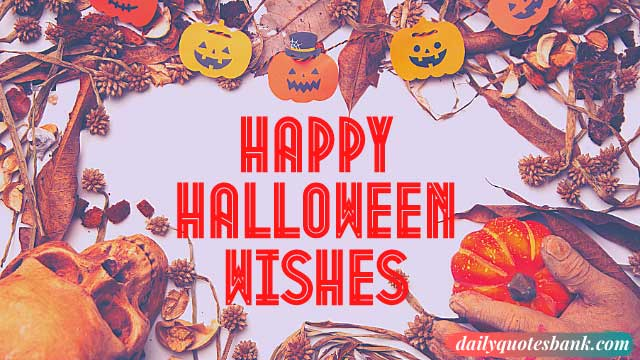 100+ Happy Halloween Wishes Greetings & Messages