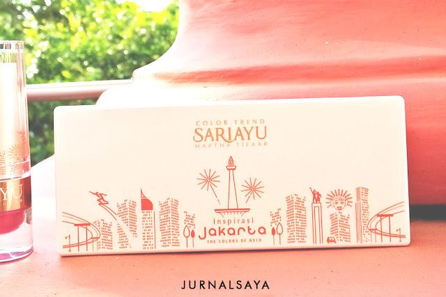 sariayu eyeshadow kit inspirasi jakarta