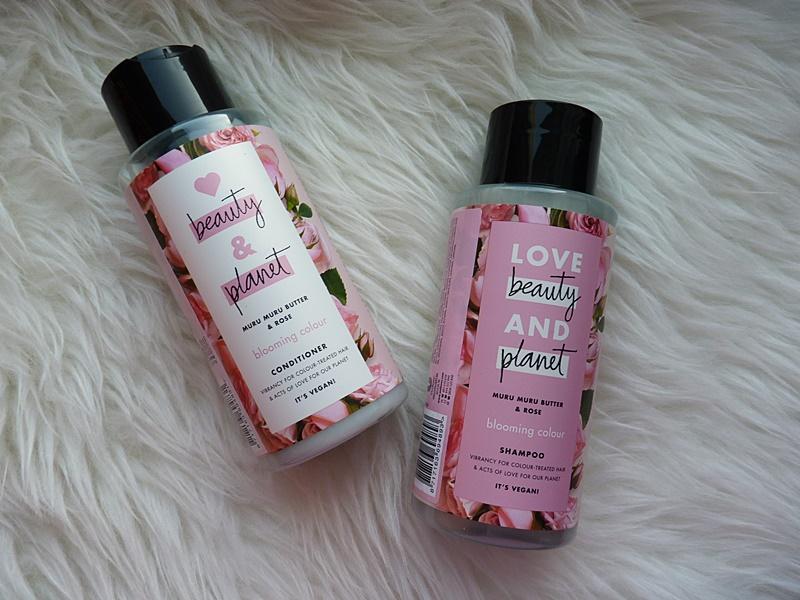 Love Beauty and Planet - kosmetyki z masłem muru muru i olejek różanym