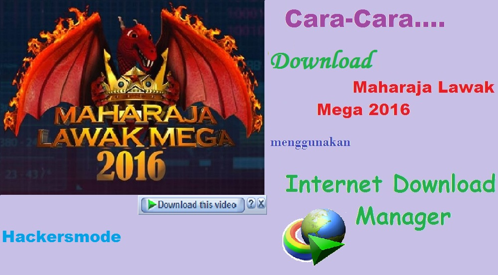 how to download from mega with idm
