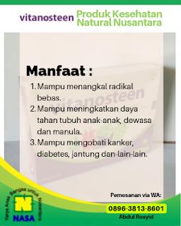 jamu Extrac Manggis, Mengkudu & Sirsak