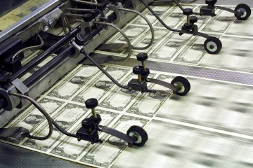 U.S. Mint - Printing Money