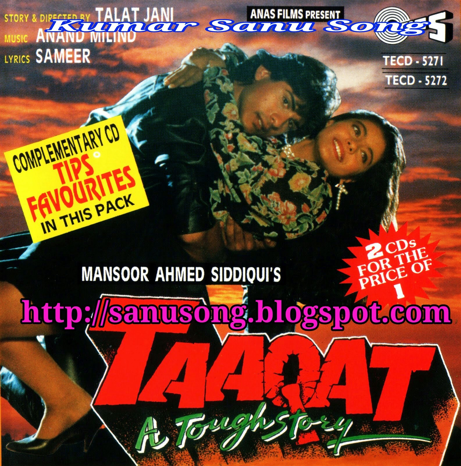 Koi Puche Mere Dil Pe Mp3 Song Download: Its All About Kumar Sanu: Taaqat (1995