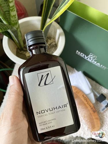 Novuhair for Hair Loss