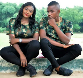 These Military Couple's Pre-Wedding Photos Are Just So Lovely