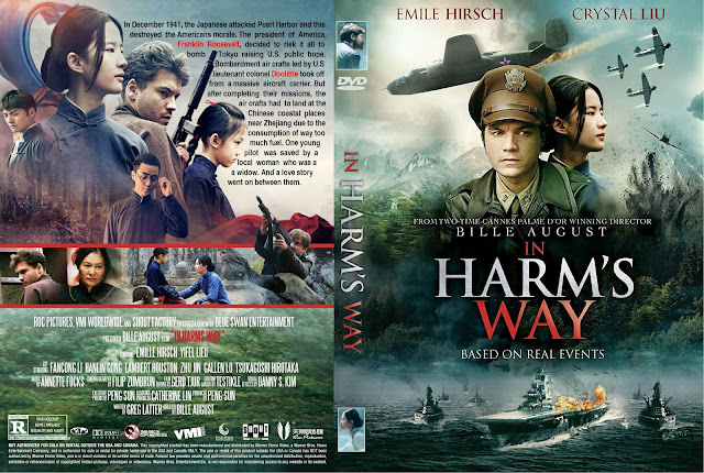 In Harm's Way DVD Cover