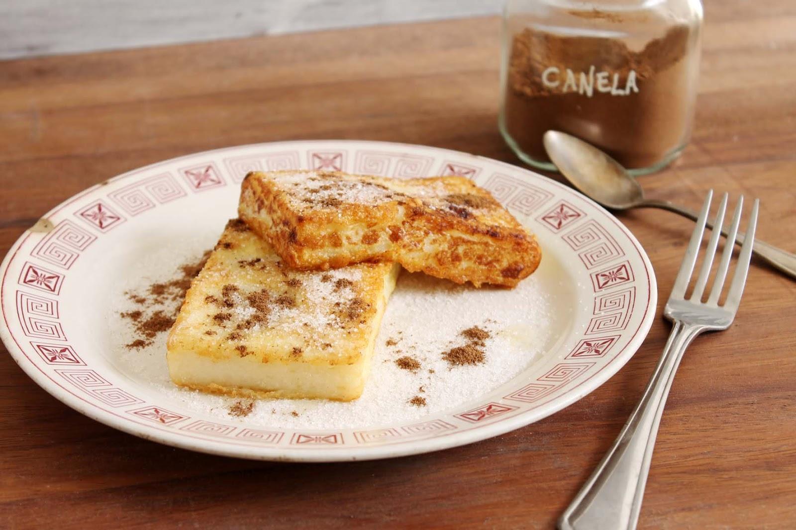 Tradicional Leche Frita