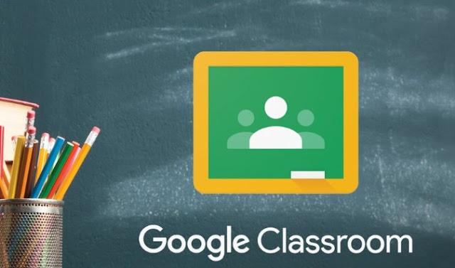 google classroom salah satu cara belajar memanfaatlan teknologi saat pandemi