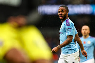 Real Madrid make an offer for Manchester City to join Sterling vs. Bale