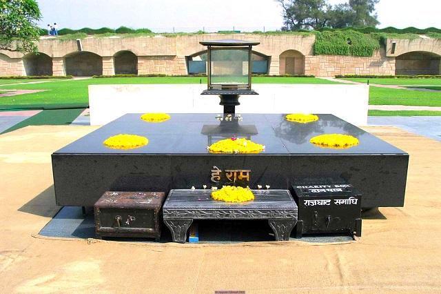 Rajghat (Gandhi Memorial)