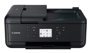 Canon PIXMA TR7550 Driver de impressora