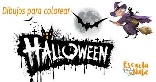 Imágenes con dibujos de Halloween