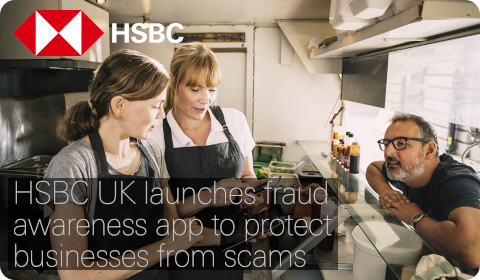 HSBC UK launches fraud awareness app to protect businesses from scams