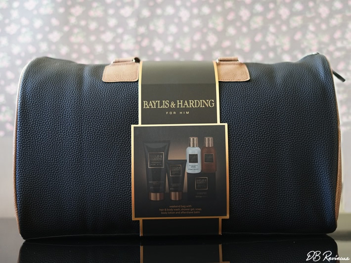 Baylis and Harding weekend bag