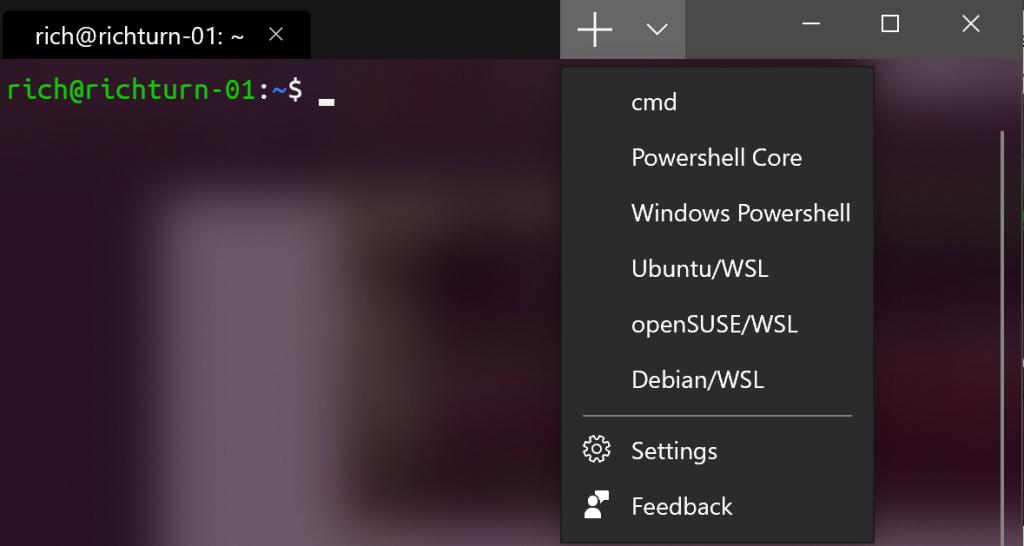 Kernel Linux integrato in Windows 10 | Modalità di aggiornamento