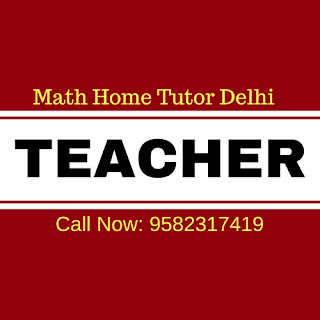 Maths Home Coaching Classes in South Delhi.