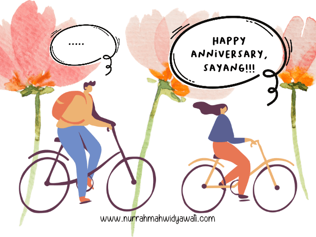 surprise anniversary untuk suamu