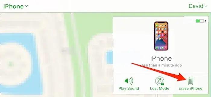 كيفية إلغاء قفل الآيفون Iphone إذا نسيت كلمة السر