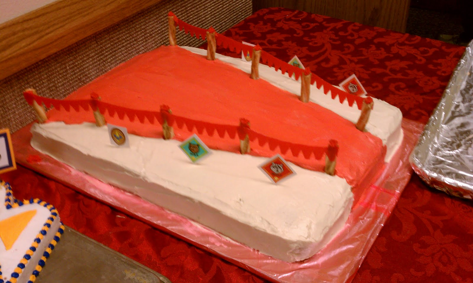 Pony Express District Cub Scouts: Cake Decorating Contest