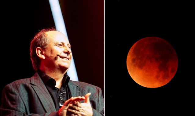 'Lua de Sangue e outros sinais indicam volta de Jesus', diz Lamartine Posella