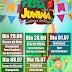 Festas juninas no município de Várzea da Roça-BA