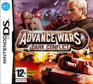 Advance Wars: Dark Conflict nds, español, mega