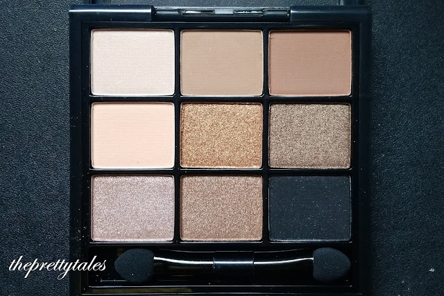 just miss eyeshadow umbra tanned review