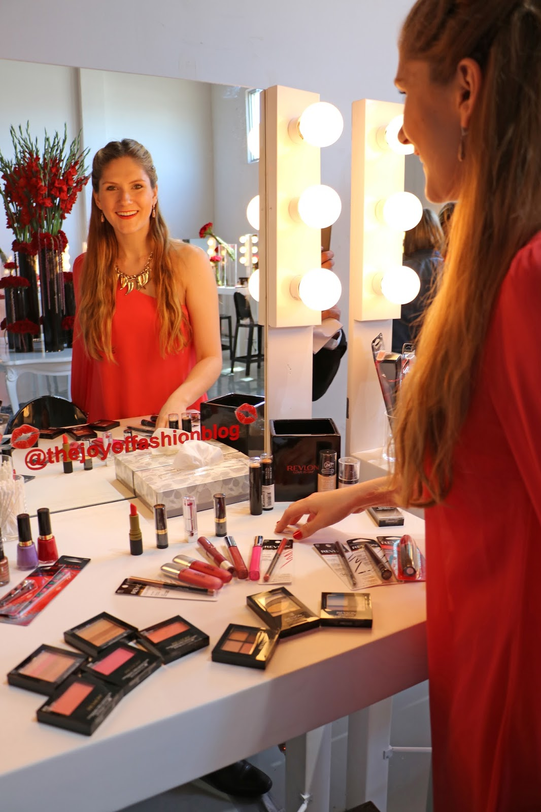 Revlon Lunch and Learn event in Miami