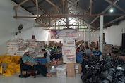 Muhammad Fauzi Salurkan 5000 Paket Sembako Untuk 9 Kabupaten di Sulsel