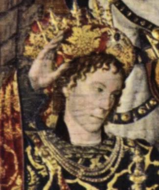 Pedro de Portugal, nombrado rey de Aragón, conde de Barcelona, por los traidores catalanes.
