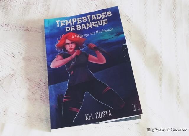 Resenha, livro, Tempestades-de-Sangue, Kel-Costa, Ler-Editorial, vampiro, foto, capa