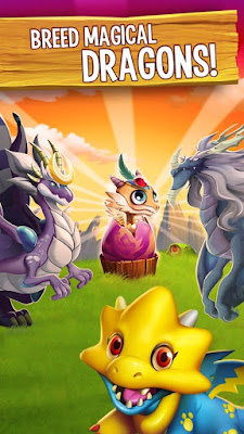 Game Mod Dragon City v3.8.1 Terbaru Apk Android