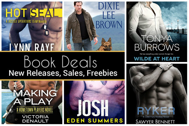 Book Releases, Sales, Freebies, September 2015, Romance