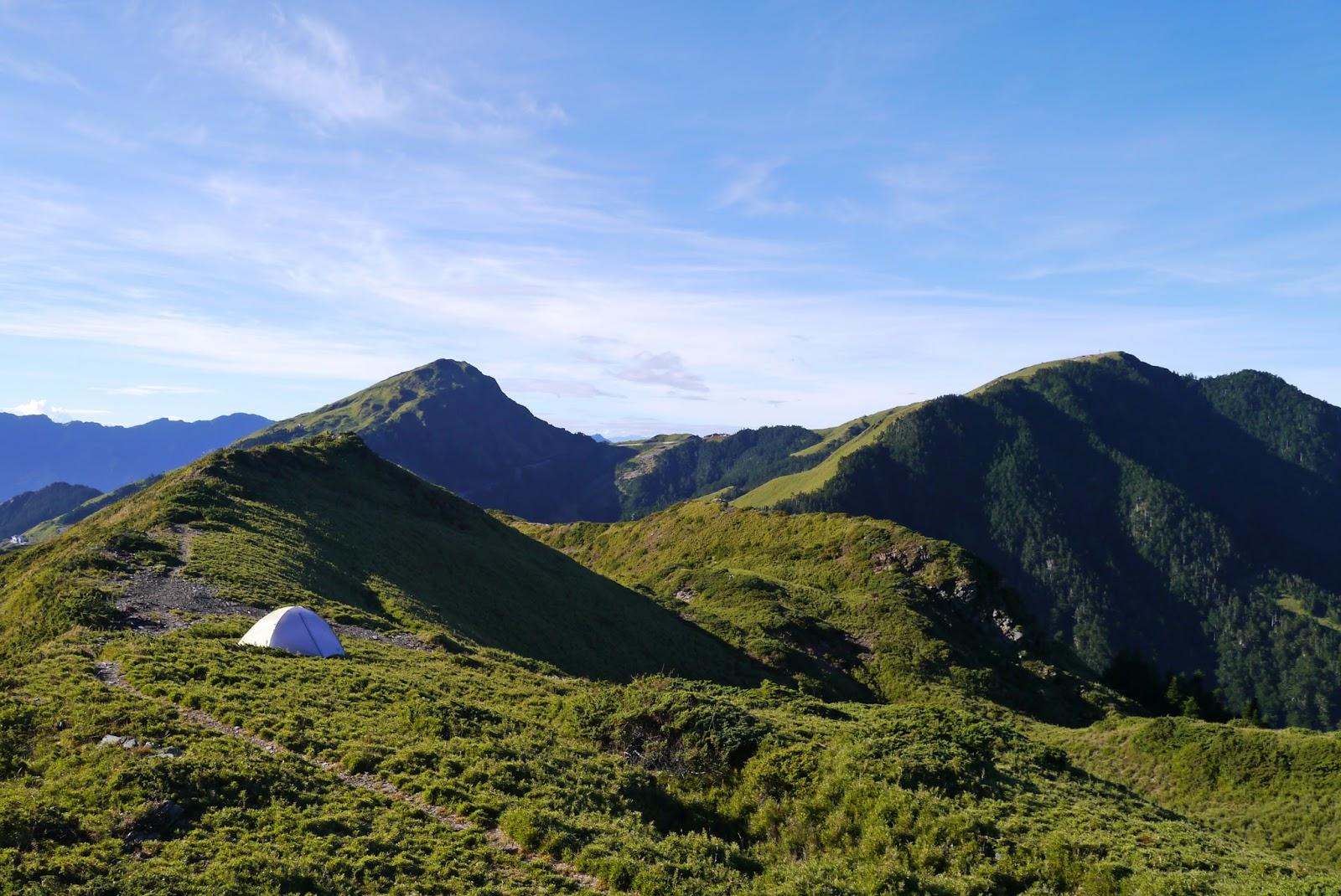 KNOX LIVE WILD: 高山百岳露營的保暖小秘訣