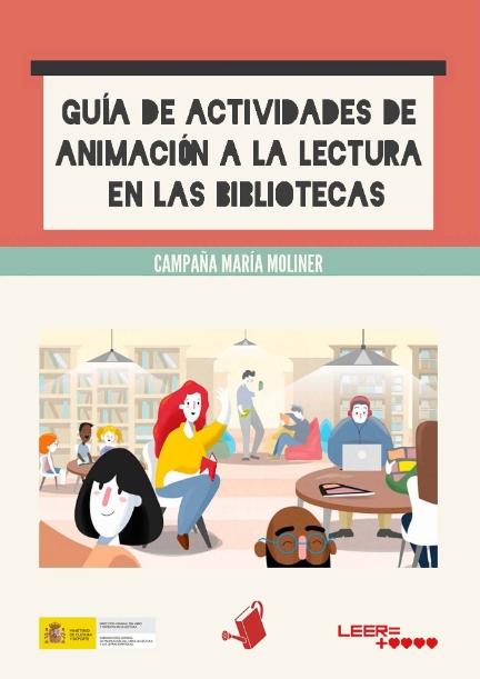 Resultado de imagen de guia de actividades de animacion a la lectura en las bibliotecas