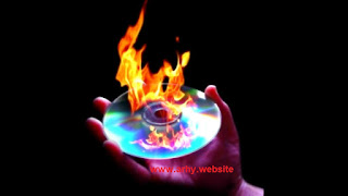 Cara burning file ke CD/DVD tanpa software apapun
