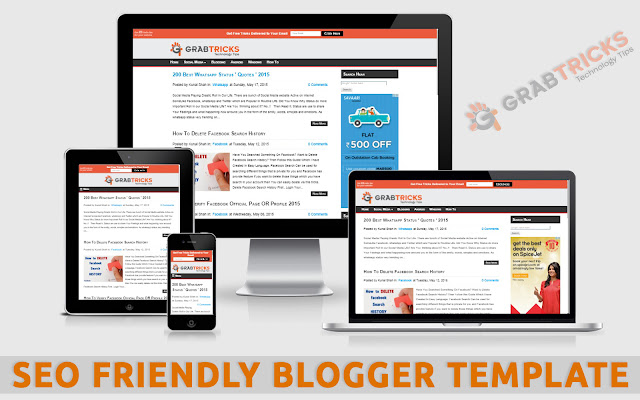 Top 5 Best Website For Seo Friendly Blogger Template