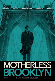 Motherless Brooklyn 2019 English 720p WEBRip