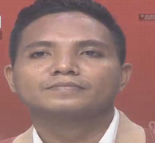 demetrio benevides DA Asia 3 yang Tersenggol Tadi Malam 7 November 2017