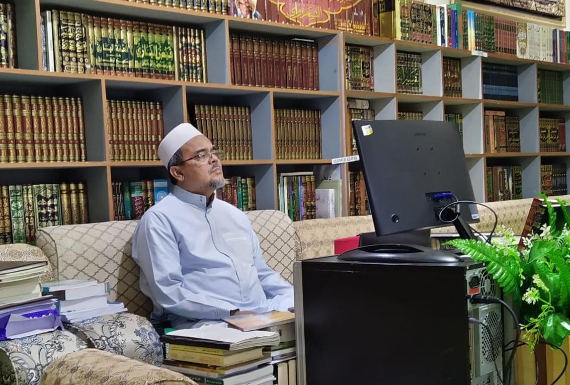 Usai Sholat Subuh, Pagi Ini  Gubernur DKI Jakarta akan Temui Habib Rizieq