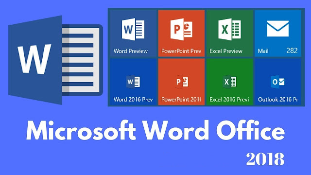 Microsoft Word 2018 Download Full Edition