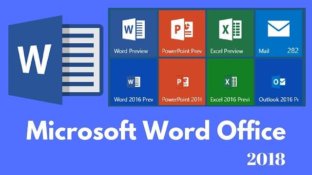 Microsoft Word 2018 Download Full Edition