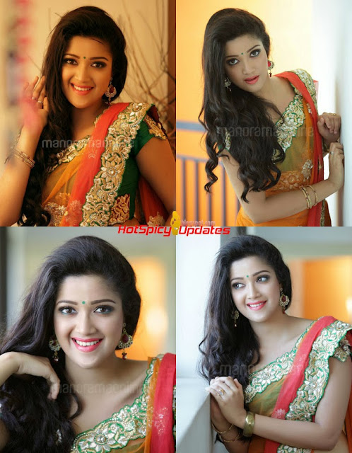 Abhirami Suresh (Amritha Suresh's Sister) Latest Stunning