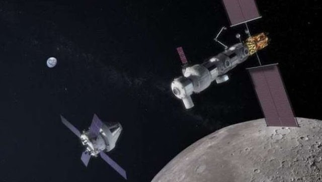 Japan will help NASA build space stations in orbit of the moon