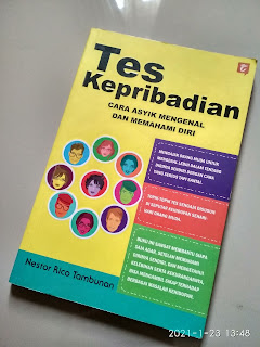 Buku tes kepribadian