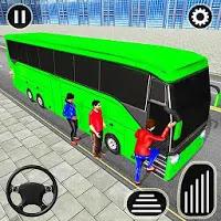 City Passenger Coach Bus Simulator: Bus Driving 3D Apk Download