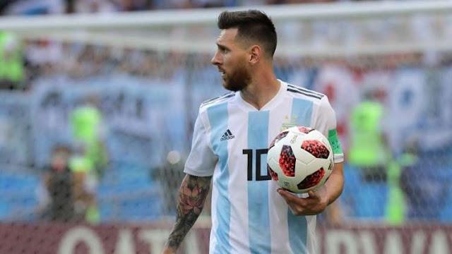 موعد عودة ميسي للأرجنتين