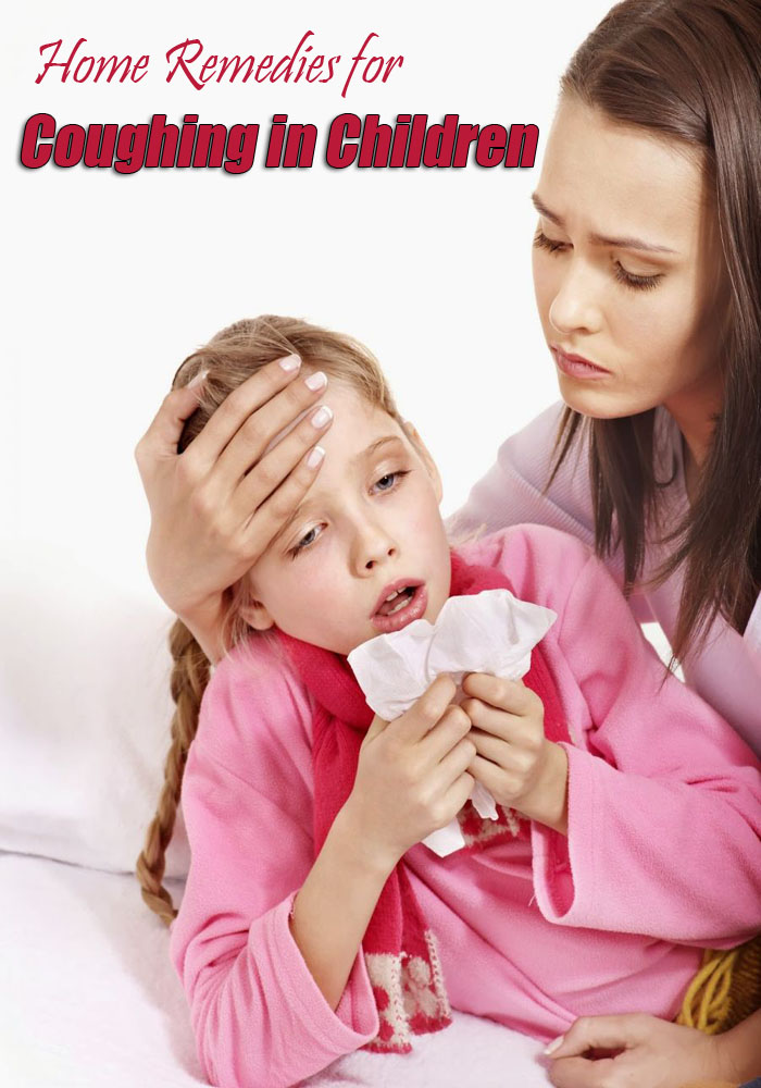 Home Remedies for Coughing in Children