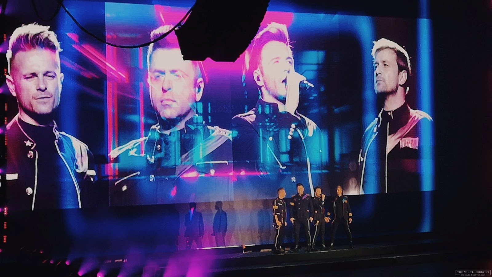 Westlife Live in Manila 2019 | The Twenty Tour at The Smart Araneta Coliseum