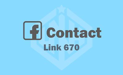 Link 670 - Tôi Không Thể Đăng Nhập